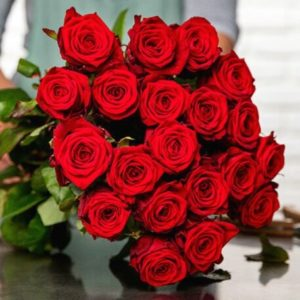 bouquet-de-24-roses-rouge