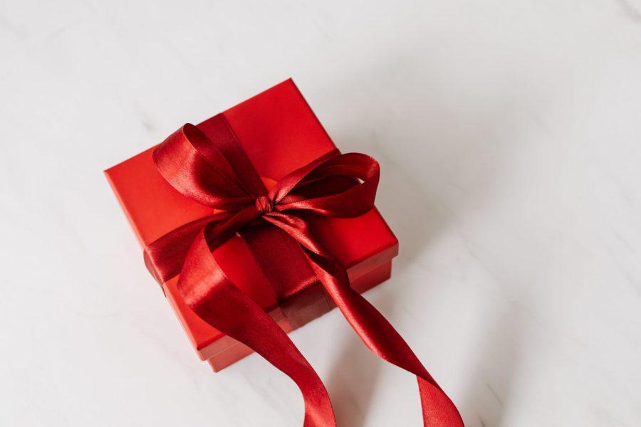 coffret cadeau Saint-Valentin
