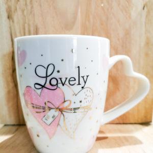 tasse pour la saint-valentin