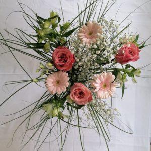 Bouquet framboise