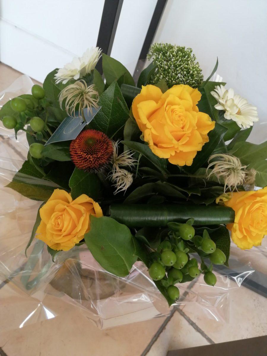 Compositions de bouquet