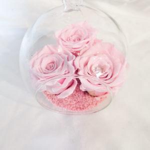 Composition fleurs éternelles