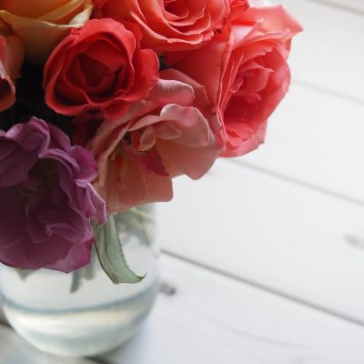 fleuriste laillé