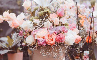 bouquet de fleurs à offrir